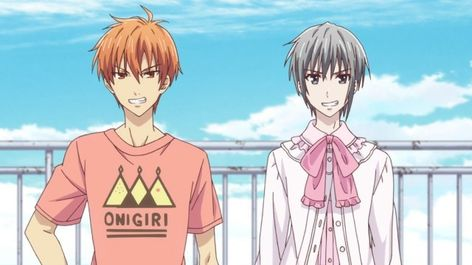 Fruits Basket (Episode 6) - Perhaps We Should Invite Ourselves Over - The Otaku Author