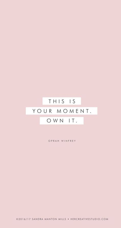 Stay Determined!   Keep Yourself Motivated With This Cute Pink + Navy  Desktop Wallpaper By @AnnalisaCreate   Words   Pinterest   Wallpaper, ...
