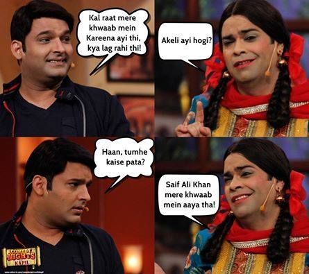 Watch online Comedy Night With Kapil