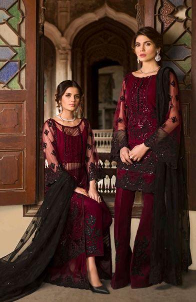 Zainab Chottani - Wedding Festive - 02 Desert Rouge – Blossoms by Azz