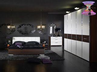 احدث كتالوج صور غرف نوم 2021 Bedroom Designs Bedroom Bed Design Luxury Bedroom Master Bed Design Modern