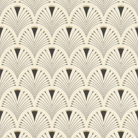 Epingle Par Rachel Beth Sur Chambre Papier Peint Fond D Ecran Creme Papier Peint Art Deco
