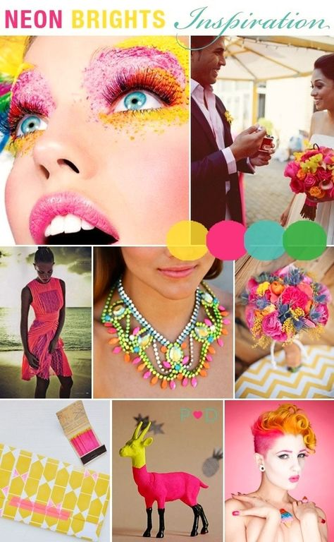 Neon Fashion - #neon - ☮k☮