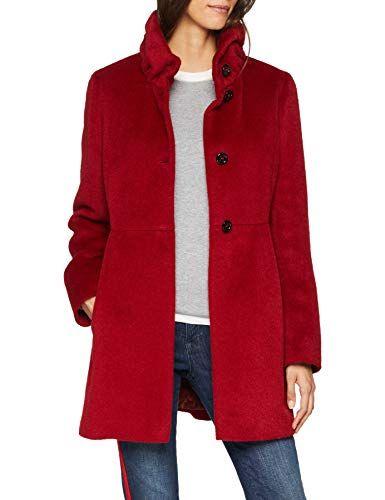 klar und unverwechselbar Kauf echt Räumungspreise Saint Jacques Damen Jacke 7499/6167 Rot (Rio Red 4624) 42 ...