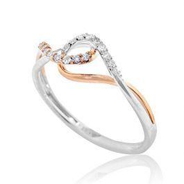0 1ct Diamond Rose White Gold Fashion Gift Ring 7mm Wide 10k 2 Tone White Gold Fashion Fashion Gifts Ring Gift