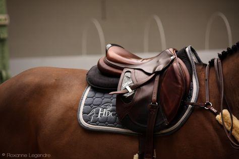 www.pegasebuzz.com/leblog | Equestrian Photographye by Roxanne Legendre : Saddles - Saut Hermès This saddle looks so comfy