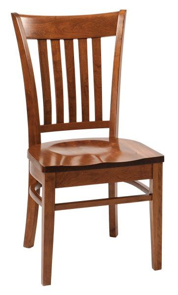 Up To 33 Off Harper Chair Amish Outlet Store Solid Wood Chairs Dining Chairs Wooden Dining Chairs Solid wood dining room chairs