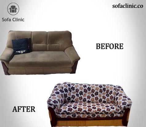 Planning To Refurbish Your Old Sofa