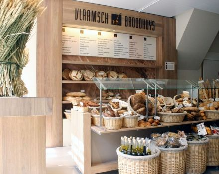 Vlaamsch Broodhuys Great Bakery/Cafe to have lunch or tea healthy ...