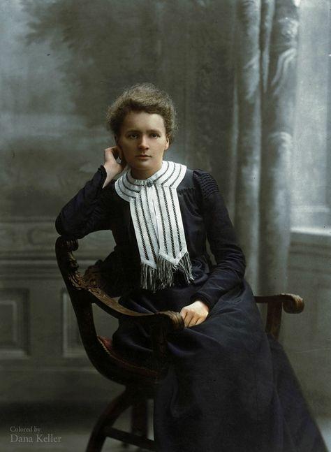 """""""Otra forma de acercarnos a Marie Curie"""", por Cirstina Juesas"""