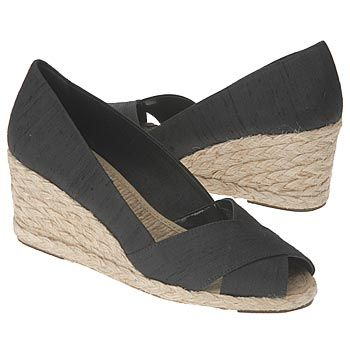 5a2679f6e67 Women's LAUREN RALPH LAUREN Cecilia Black Shantung Shoes.com   My ...