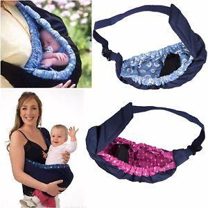 grande vendita shopping scarpe sportive a marsupio a fascia porta bebe porta bambini per neonati posizione ...