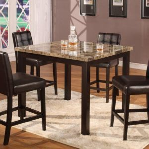 Marble High Top Kitchen Table Top Kitchen Table High Top Table