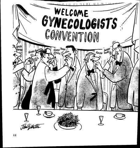 OBGYN - OMG I laughed so hard.... this shouldn't be funny though...