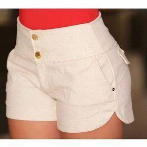 7eddec59 moldes para short tiro alto, short para mujer de vestir, shorts para mujer  de mezclilla, short para dama de mezclilla, modelos de shorts para damas ...