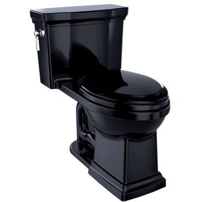 Toto Promenade Ii Dual Flush Elongated One Piece Toilet Seat Included One Piece Toilets Water Sense Toto
