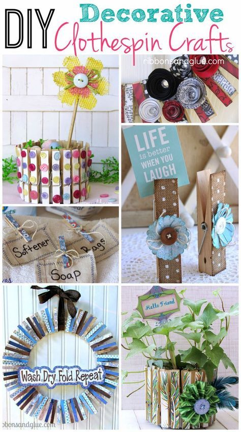 Pin On Clothesline Clip Crafts