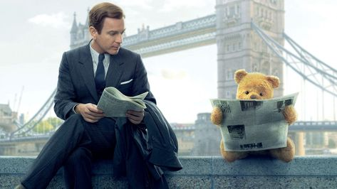 christopher robin wallpaper- 10 x Disney Movie HD Images – epicheroes gallery - EpicHeroes Movie Trailers Toys TV Video Games News Art