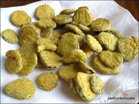 Buffalo Wild Wings fried pickles recipe