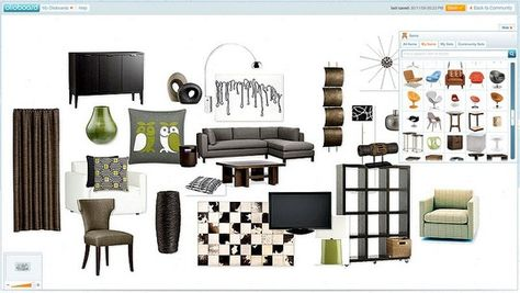 Olioboard Online Interior Design Mood Board App Apartment