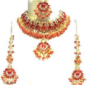 اكسسوارات هندية روعة اجمل الاكسسوارات الهندية اشيك قطع الاكسسوارات الهندية Crochet Necklace Jewelry Crochet