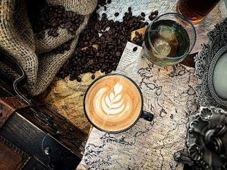 صورة قهوة مجانية Latte Free Images Image