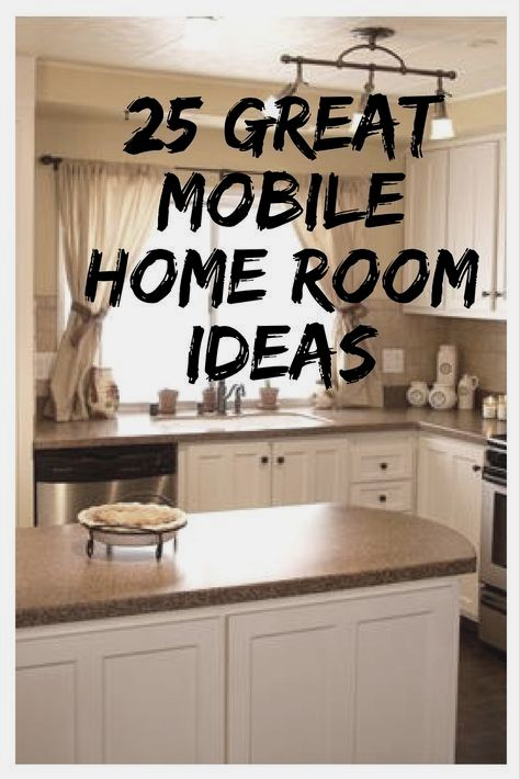 25 Great Mobile Home Room Ideas Mobile Home Living Manufactured Home Remodel Mobile Home Renovations Mobile Home Living