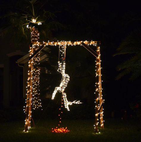 Redneck Christmas Lights.Pin On Interest Random