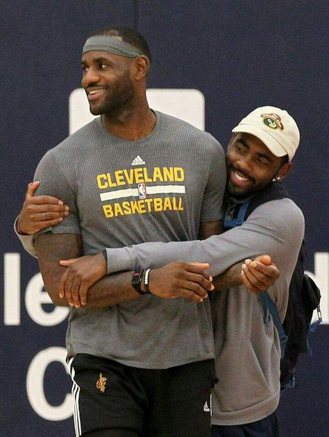 Lebron James and Kyrie