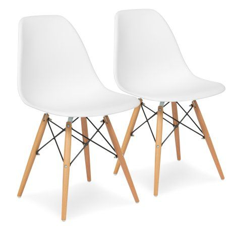Home Mid Century Dining Chairs Eames Style Dining Chair