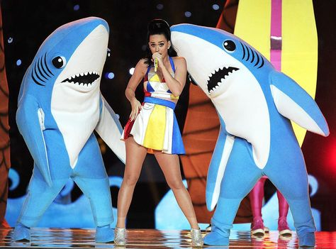 Katy Perry denied trademark of Left Shark design Consequence of