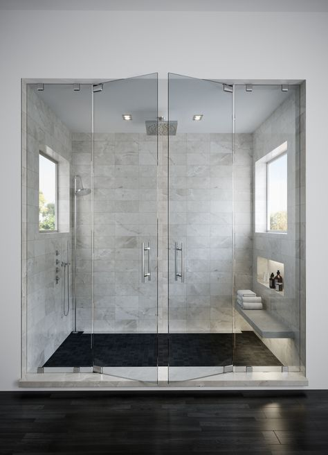 How to Create your Dream Shower