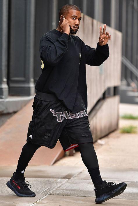 095ab18ea2516 12 Times Kanye West Was a Genre-Bending Street Style Master