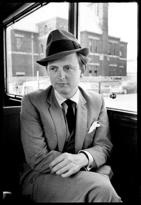 Tom Wolfe. /// He was about as controversial as an author could be,