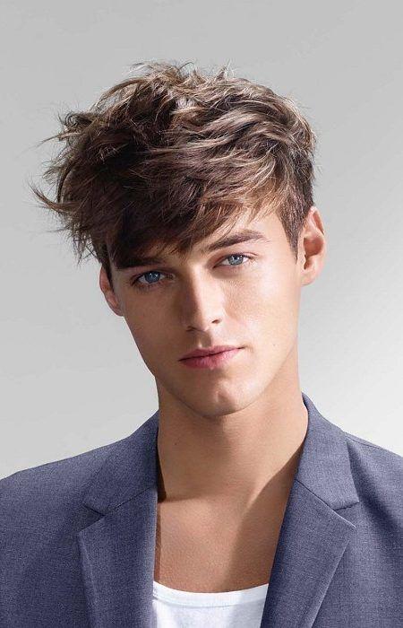 Neue Frisuren 2018 Unordentliche Frisuren Für Männer Kurze