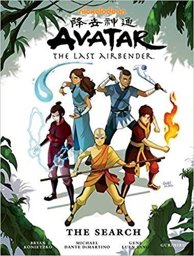 Avatar The Last Airbender The Search S Izobrazheniyami Avatar