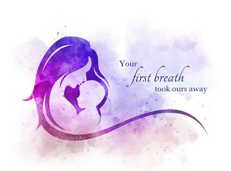 Your First Breath Took Ours Away, Quote, ART PRINT, New Baby, Baby Shower, Nursery, Inspirational, Gift, Wall Art, Home Decor, watercolour, gift ideas, birthday, christmas #Quote #ARTPRINT #NewBaby #BabyShower #Nursery #Inspirational #Gift #WallArt #HomeDecor #watercolour #giftideas #birthday #christmas #quotes
