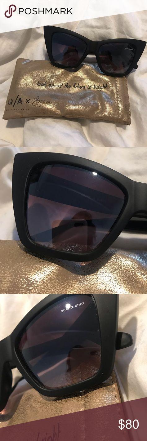 37b68527c6b85 Quay x Shay Mitchell sunglasses Quay x Shay Mitchell sunglasses OS BLACK Quay  Australia Accessories Glasses