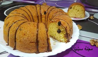 طريقة عمل كيكة موسكوتشو سهلة ولذيذة مجلة سيليا Food Breakfast Muffin