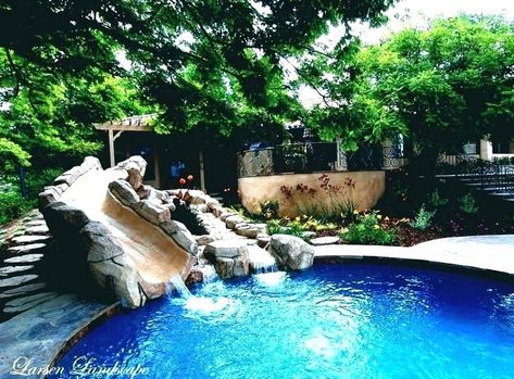 Lucas Lagoon Pools Prices Lagoons Pool Remodel With Grotto