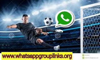 join football WhatsApp group links list my dear soccer