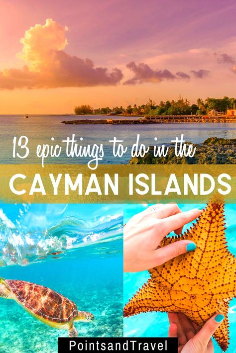 13 Epic Things to do in the Cayman Islands. Discover the best things to do on Grand Cayman in the Cayman Islands, graced with gorgeous white sand beaches, clear lagoons, beautiful snorkeling, boat trips and luxurious hotels. Cayman Islands, Grand Cayman Island, Caribbean Vacations, Caribbean Cruise, Dream Vacations, Maui Vacation, Beach Vacations, Georgetown Grand Cayman, Beautiful Places To Travel