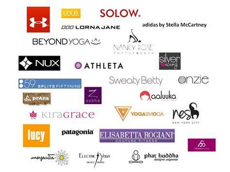15+ Yoga leggings brands logos ideas