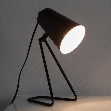 Lampe De Chevet Lampe De Salon Au Meilleur Prix Leroy Merlin Lampe Design Lampe De Chevet Lampe De Bureau