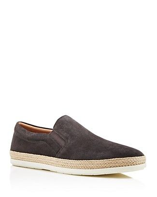 Exclusively ours, these espadrille-inspired Chance sneakers from Vince  feature a suede upper and a striking woven band. This standout take on  laid-back luxe ...
