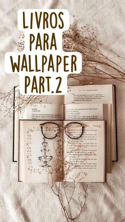 Livros para  wallpaper Part.2