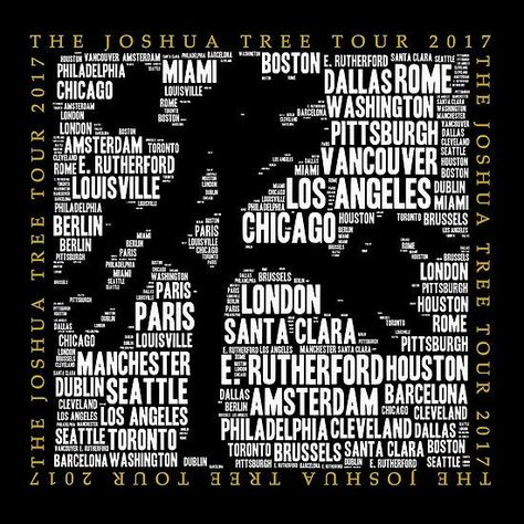 #U2 #U2fan #bono #art #music #poster #promotional  Random U2 Promotion And Poster Art  Check out: https://u2fanart.imobileappsys.com