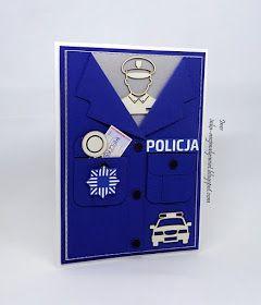 Blog Sklepu Craftymoly Kartka Dla Policjanta Crafty Electronic Products Phone Ring