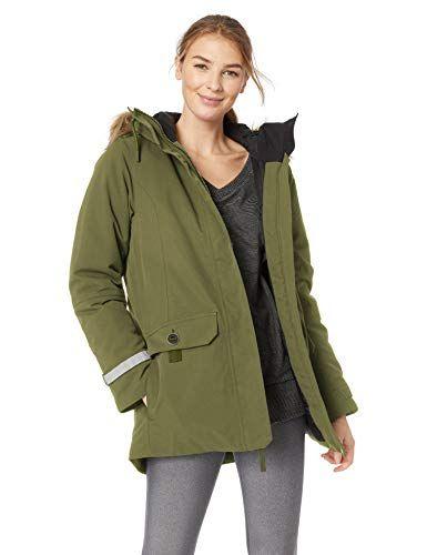 ee2140c4e15 Helly Hansen W Svalbard 2 Parka Abrigo para Mujer (Verde 491) Small (Tamaño  del Fabricante S)