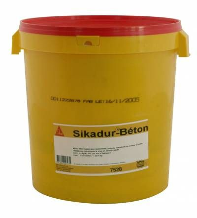 Sikadur Beton Mortier Epoxy Pour Reparations Sika Epoxy Mortier Sols Industriels